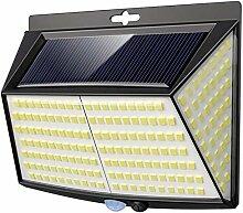 228 LED Lampe Solaire Extérieur,Vighep Lumiere