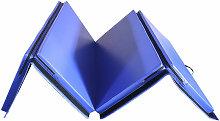 240 x 120 x 5CM Tapis de Gymnastique Pliable -