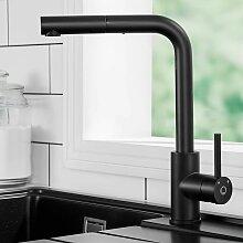 24W Plafonnier LED Noir Plafonnier Noir Salle de