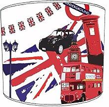 25,4cm plafond london Childrens abat-jour 12