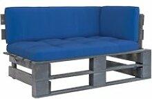 257Magasin•)Canapé d'angle palette de