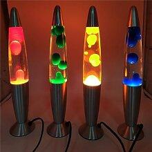 25W Cire Lave Du Volcan Lampe LED Méduse Lampe En