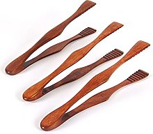 26.5cm-bois Pinces à bois Barbecue Barbecue