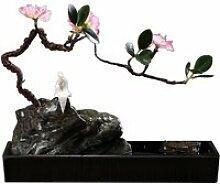 27.5 * 12 * 23cm fontaine de décoration
