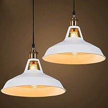 270mm Suspension Industriel Vintage Lampe de