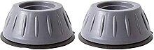 2pcs anti-vibration Pieds à pieds de vibration