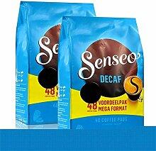 2x Senseo Dosette de café décaféinées (48