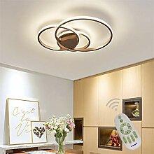 3-Anneaux Plafonnier LED Salon Salle Manger