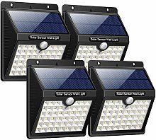 【3 Modes Intelligents】Lampe Solaire