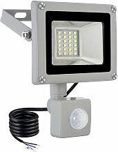 3 PCS 20W Projecteur LED SMD Lampe Extérieure Mit
