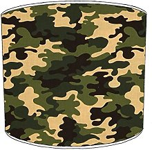 30,5cm plafond army print camouflage abat-jour 9