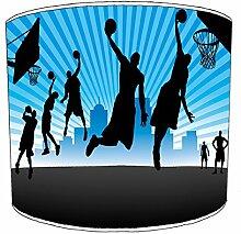 30,5cm plafond basketball print abat-jour 1