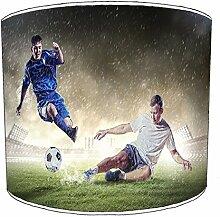30,5cm plafond football print abat-jour 12