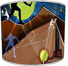 30,5cm plafond tennis Childrens abat-jour 14