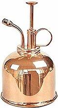 300 ml en brass arrosoir Rétro Vintage cuivre
