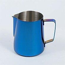 304 Pitcher Espresso en acier inoxydable café