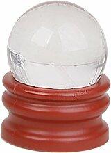 30mm Boule de Cristal Pierre Naturelle Sphère