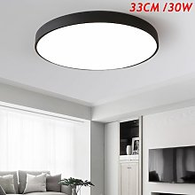 30W moderne LED plafonnier plafonnier encastré