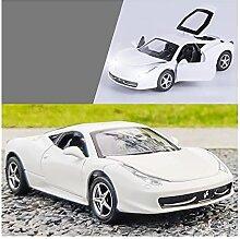 :32 pour Ferrari 458 Italia série modèle de