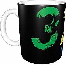 321let'S Jam Tasse à café humoristique en