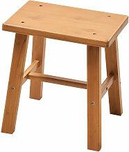 33*27*35CM Tabouret Bas Mini Tabouret pour Table