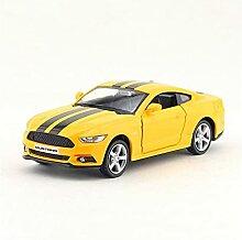 :36 pour Fo-&d pour Mustang Modèle Edition