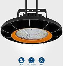 4× 200W UFO Projecteur LED Dimmable Projecteur
