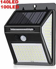 4*Lampe Solaire Extérieur, Lumière Solaire