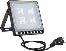 4 PCS 20W 6ème génération de lampadaire