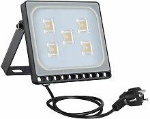 4 PCS 30W 6ème génération de lampadaire