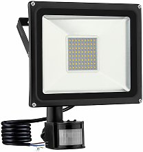 4 PCS 50W Projecteur LED SMD Lampe Extérieure Mit