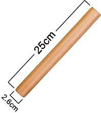 4 Taille Pin de rouleau en bois Make Pâtes
