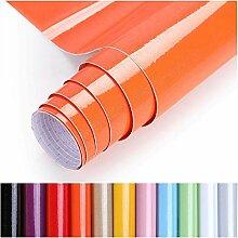 40*500cm(2m²) Hode Papier Adhesif décoratif pour