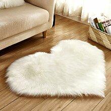 40 x 50 cm / 15,7 x 19,6 pouces petit coeur forme