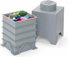 40011740 Brique Lego 1 Plot, Boîte de Rangement