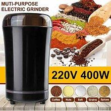 400W cuisine électrique moulin à café Mini sel
