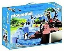 4013 playmobil superset bassin des pingouins 0113