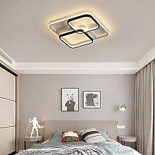 40W Bureau Plafonnier LED Chambre à Coucher Lampe