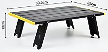 41cm Mini Table Pliante en Aluminium Tables De