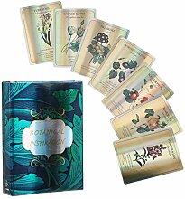 44 Jeux de Cartes de Tarot - Holographique Carte