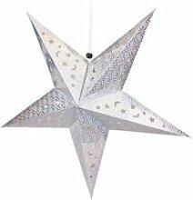 45 cm brillant étoile en papier abat-jour Decor