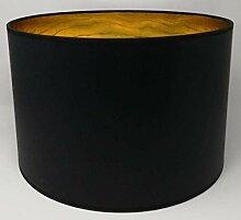 45 cm Tambour Abat-jour , Fait à la Main , Tissu