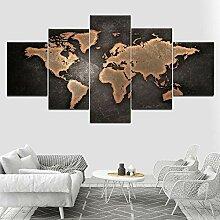 45Tdfc Impressions d'art Mural HD Tableau