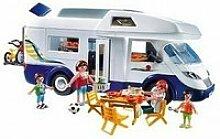 4859 playmobil grand camping-car familial 4859