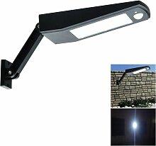 48LED lumiere solaire reglable eclairage exterieur