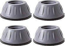 4pcs anti-vibration Pieds à pieds de vibration