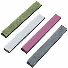 4Pcs/Set Pierre à aiguiser meule colorée avec