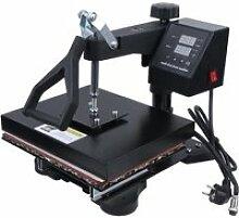 5 en 1 Presse à Chaud Textile Transfert Press