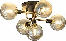 5 Lumière Moderne Simplicité Sputnik Lustres,G9