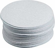 50 pièces 4 pouces oxyde d'aluminium blanc